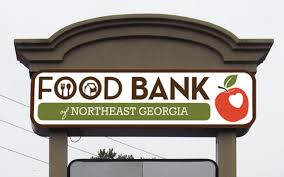 FOOD BANK  - Community effort toward ending hunger