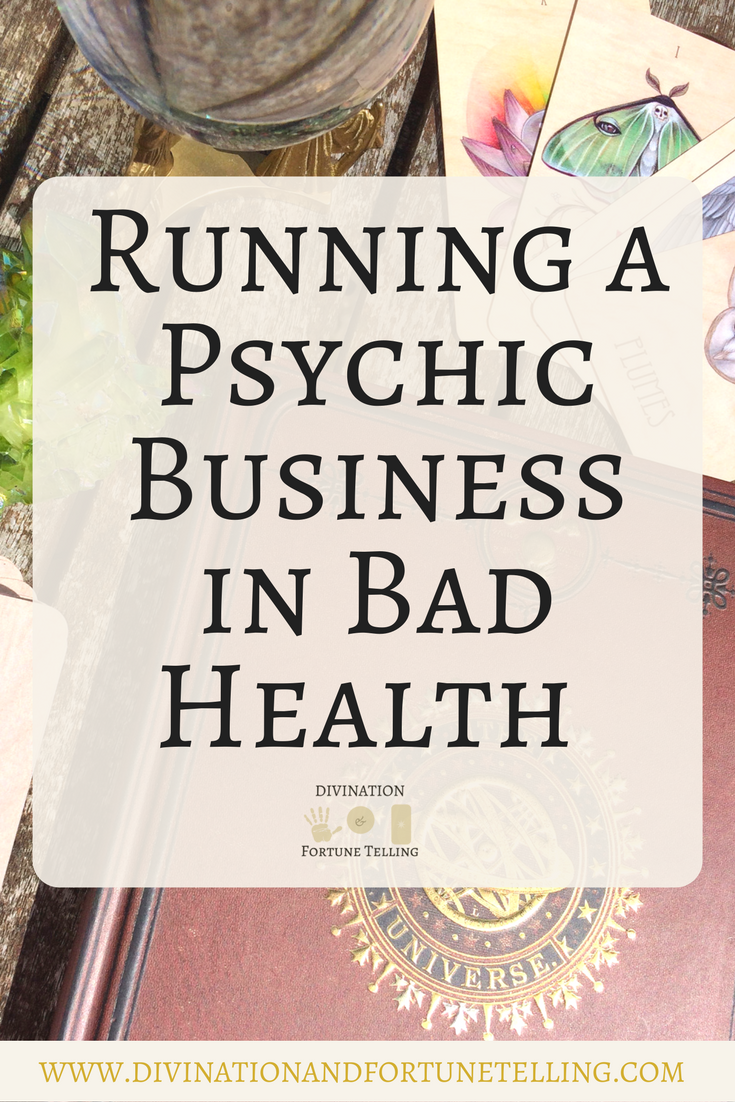 When you're running a psychic or spiritual business, you need to think about your health. Healing is important in any industry, but this is especially true if you're running on your spirituality and empathy abilities, giving readings and helping others with their awakenings. Not only that, but being in bad health can affect your development. If you're a medium who isn't healthy, you need to take care of yourself. This blog post can give you tips.