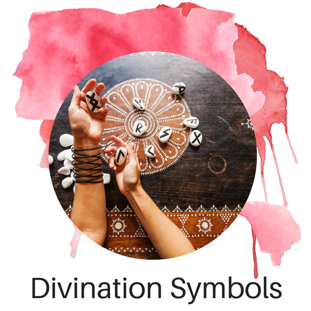 Divination Symbols PDF Guide