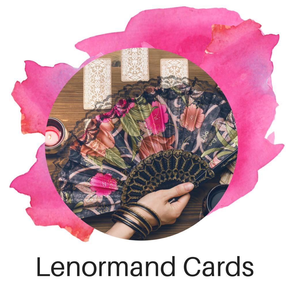 Free Lenormand PDF Guide