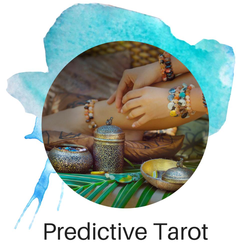 Predictive Tarot ebook PDF
