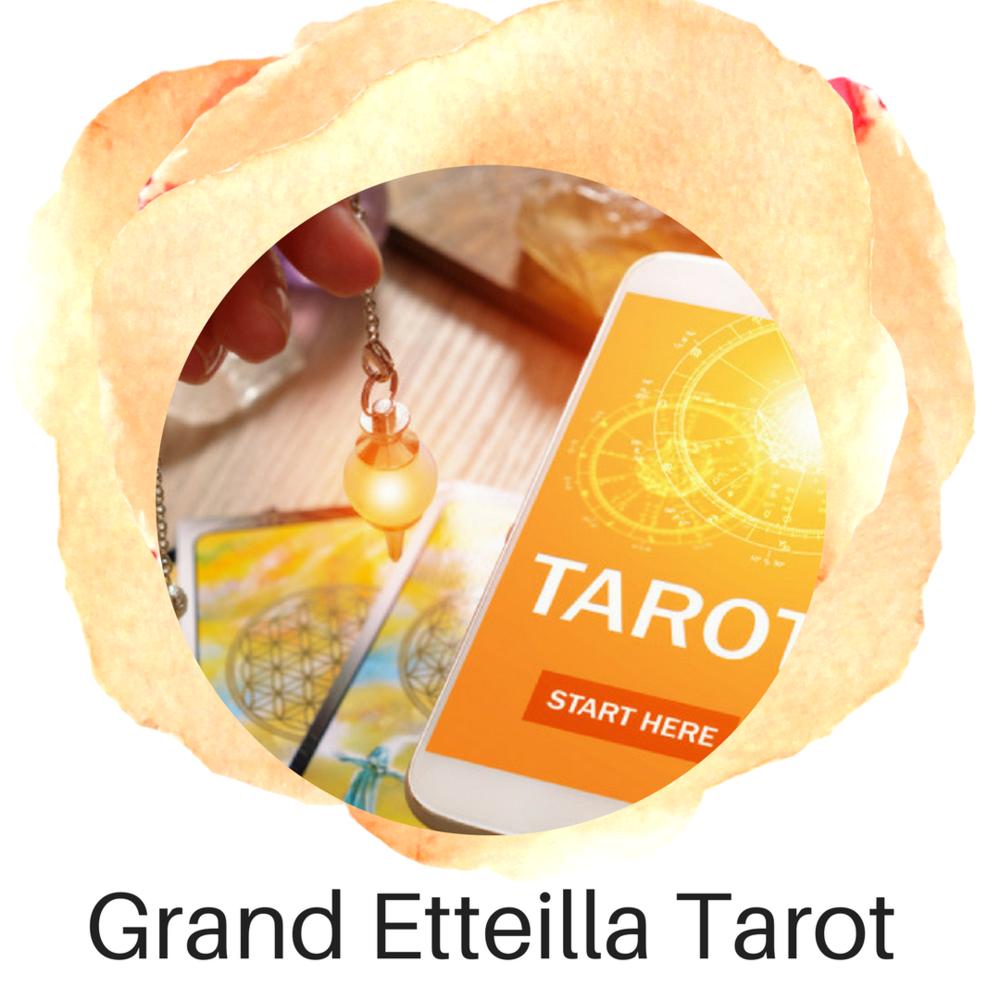 Etteilla Tarot ebook PDF