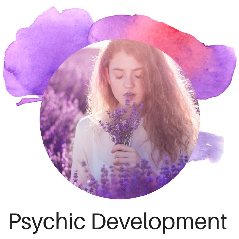 psychic development ebook PDF