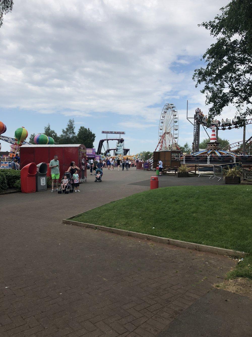 Visited a Theme Park