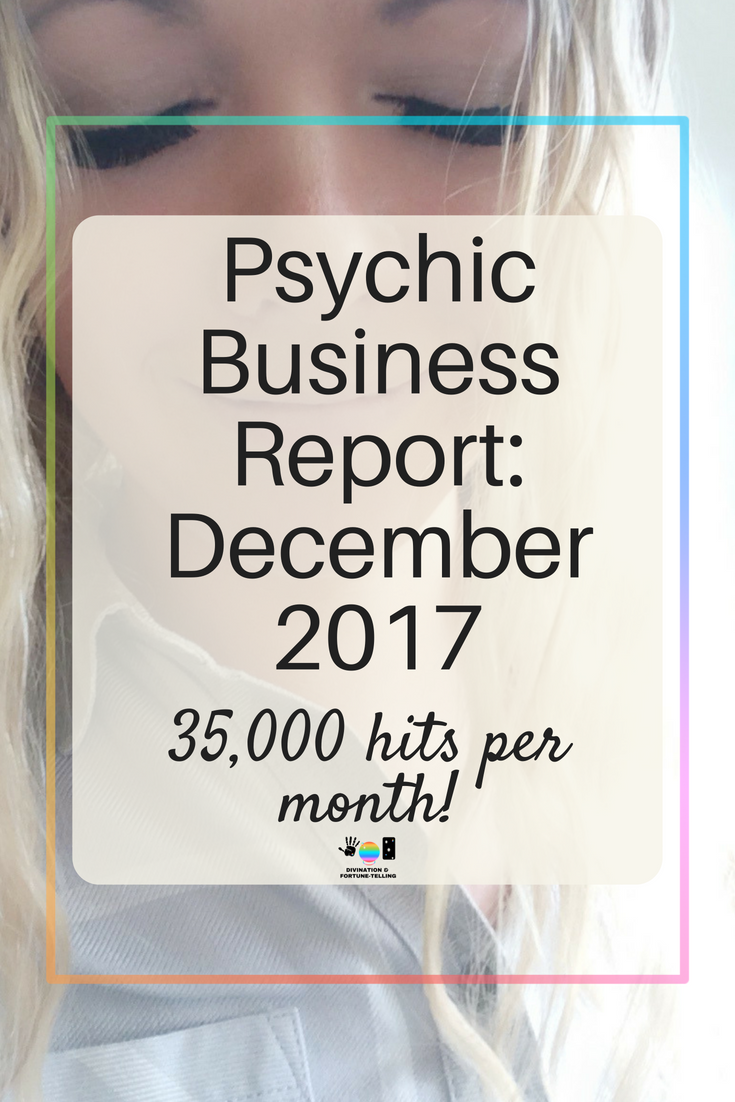 Blogging and website report which shows how I am growing my divination and fortune telling business to over 150,000 hits per month in my second year running the site. The tips and tricks in this report will help you -2.png