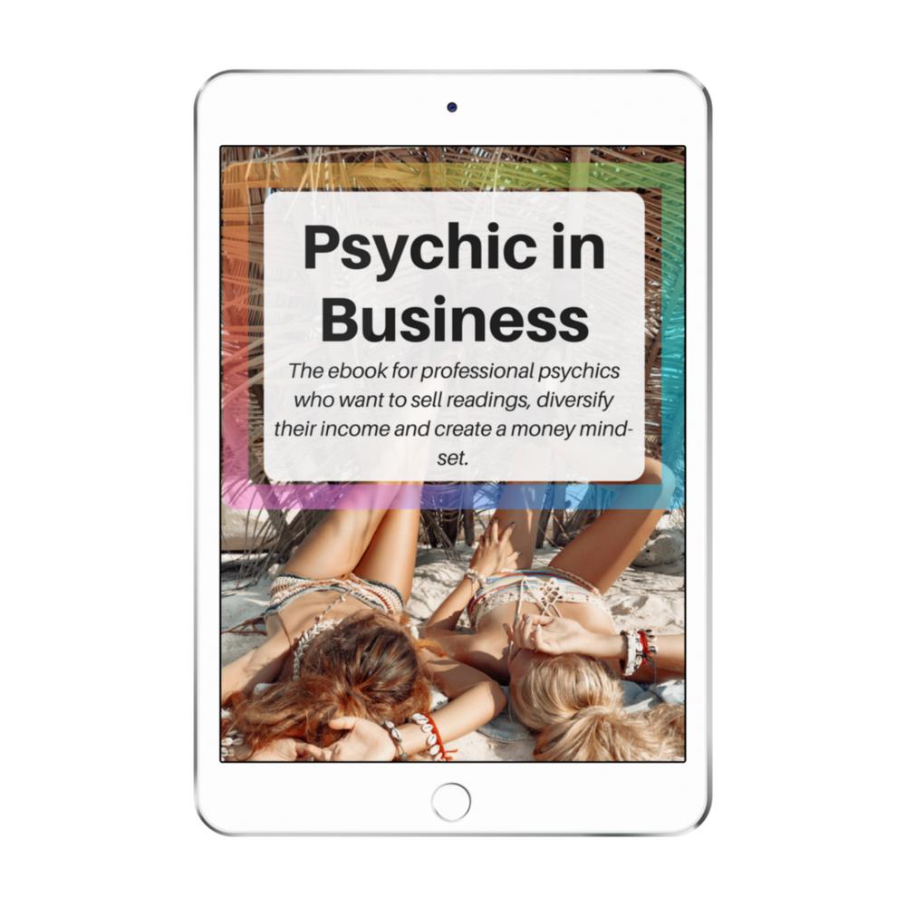 Psychic in Business E-Book