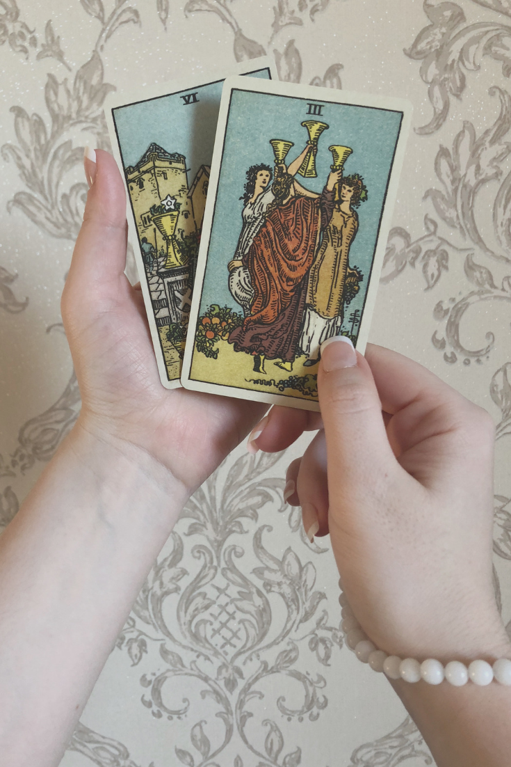 Tarot Cards which Indicate Pregnancy — Lisa Boswell