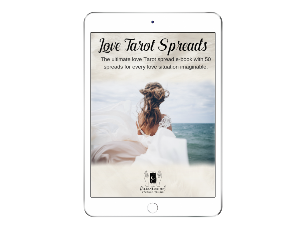 The Love Tarot Spreads E-Book on iPad.png