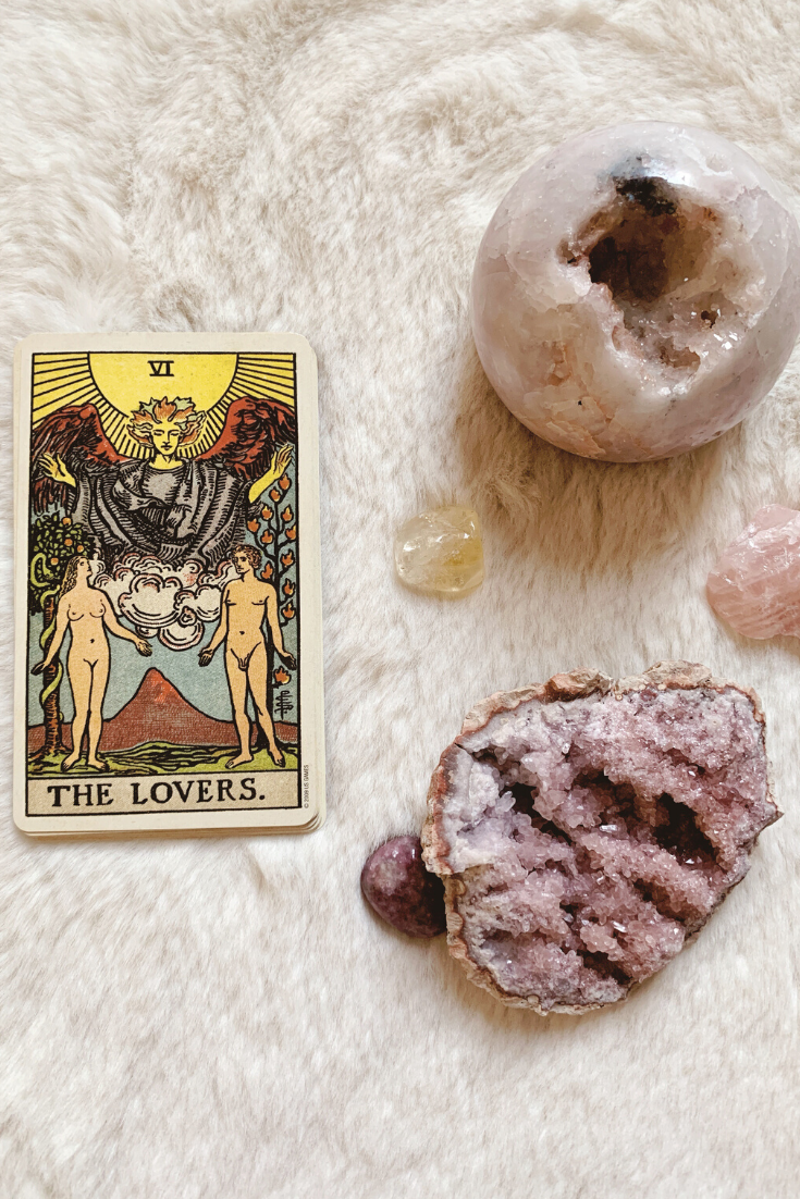 The Lovers: Predictive Tarot Card Meaning — Lisa Boswell