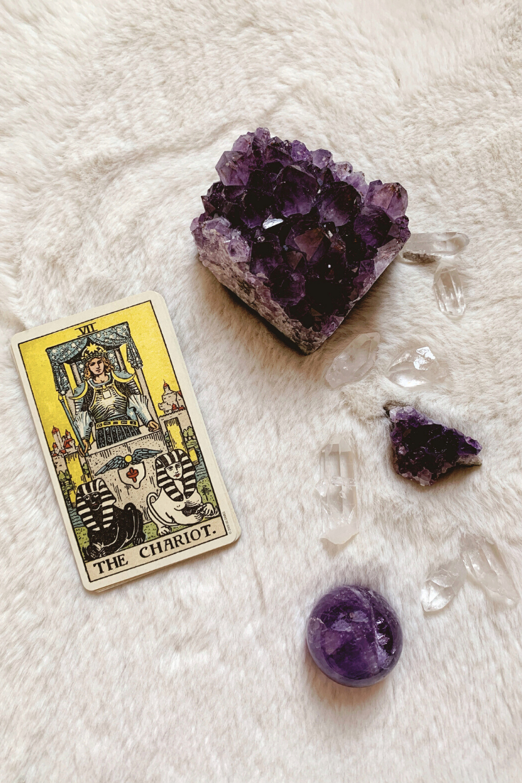 The Chariot: Predictive Tarot Card Meanings — Lisa Boswell