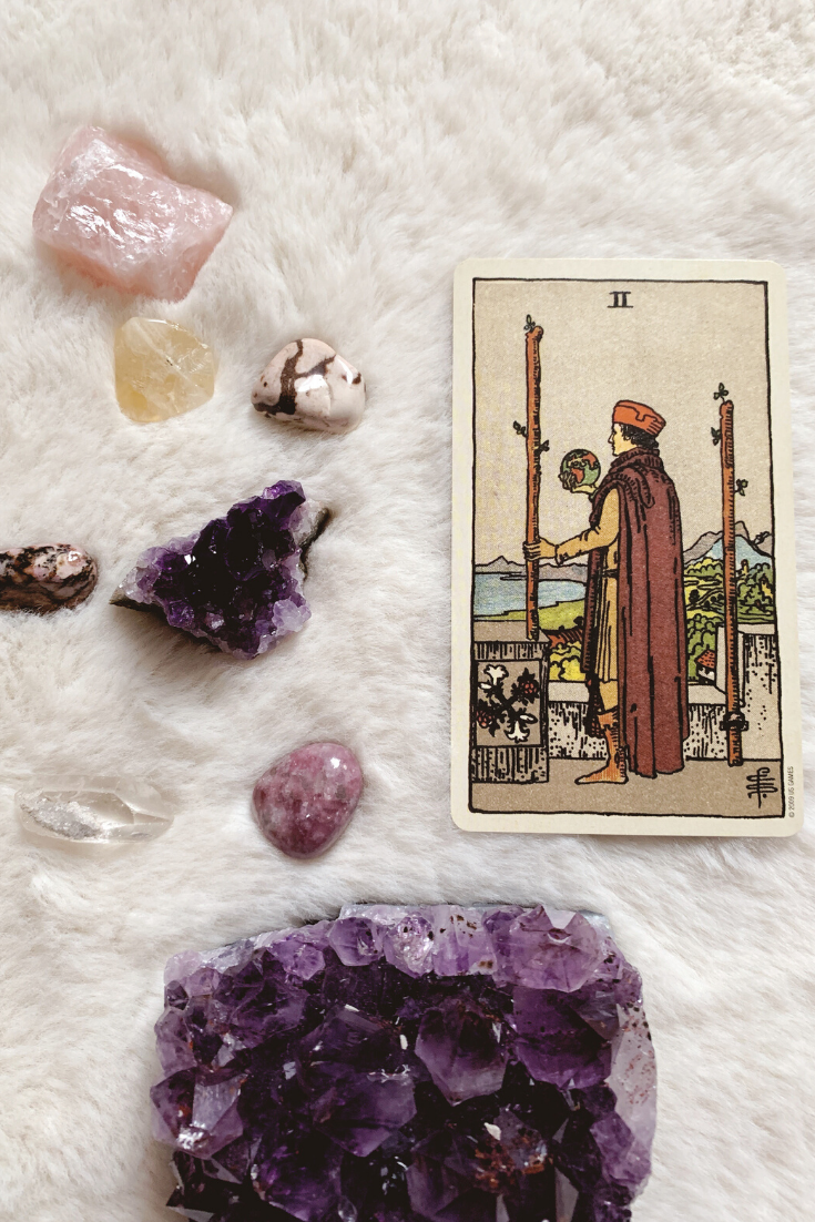 Two of Wands: Predictive Tarot Card Meaning — Lisa Boswell