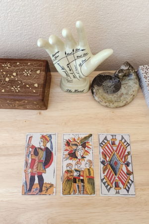 Tarot Tips — Lisa Boswell