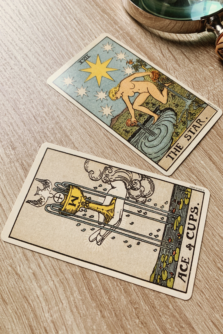 Meanings of Bird Symbols on Tarot Cards — Lisa Boswell