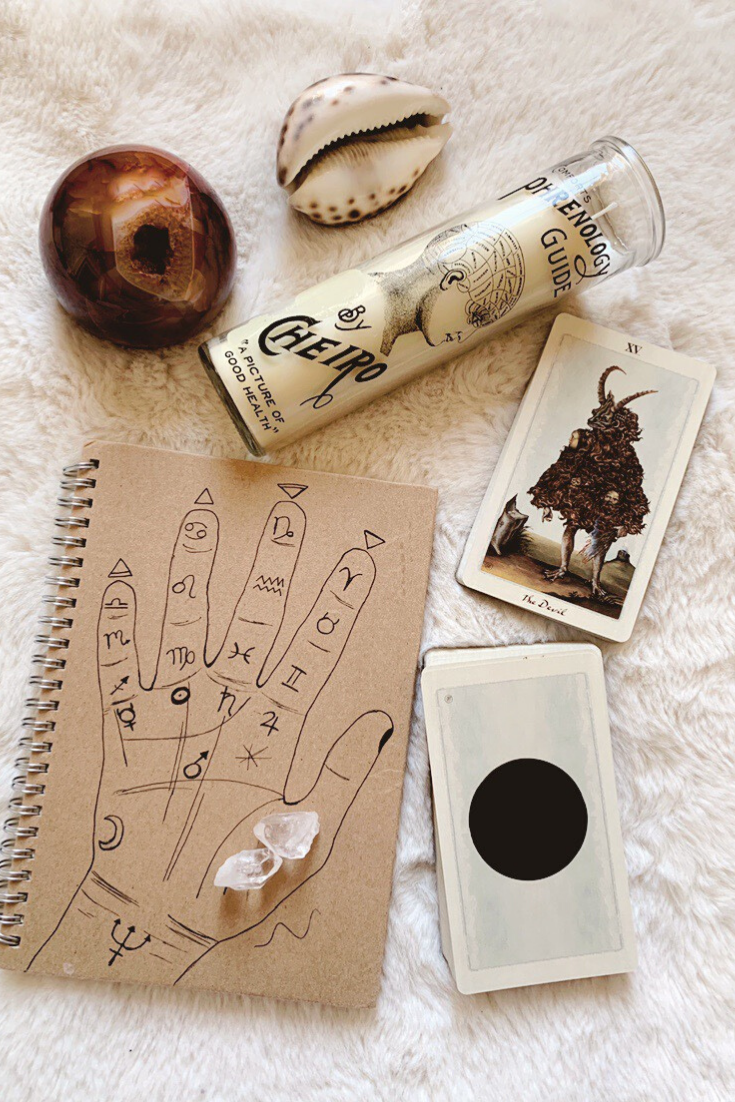 Methods of Divination and Fortune-Telling — Lisa Boswell