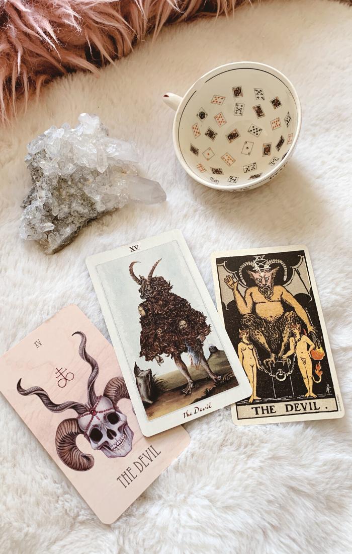 Is Tarot Card Divination Dangerous or Evil? — Lisa Boswell