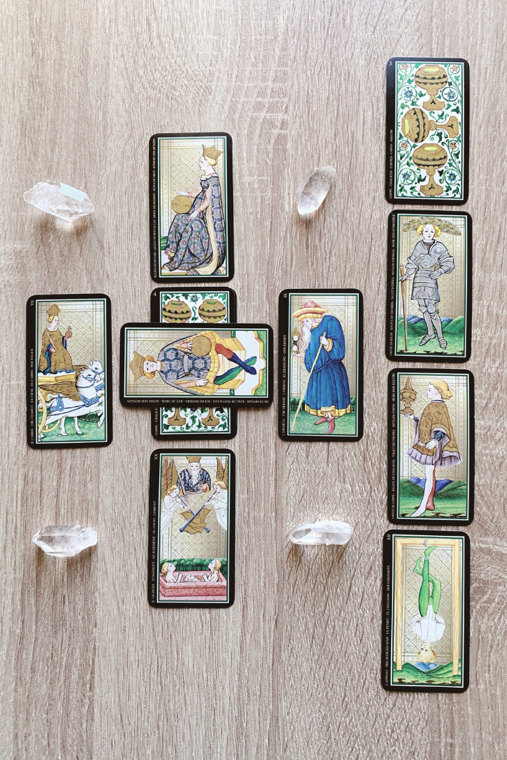 The Celtic Cross Tarot Spread — Lisa Boswell