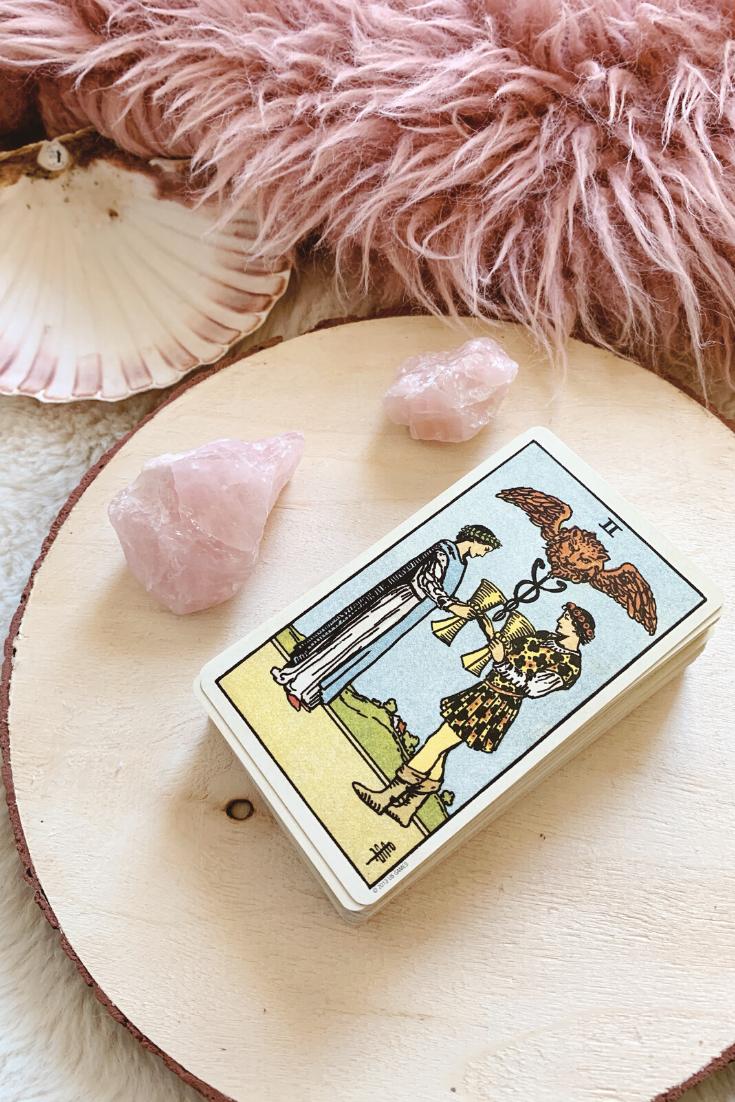 The Love Tarot Spread — Lisa Boswell