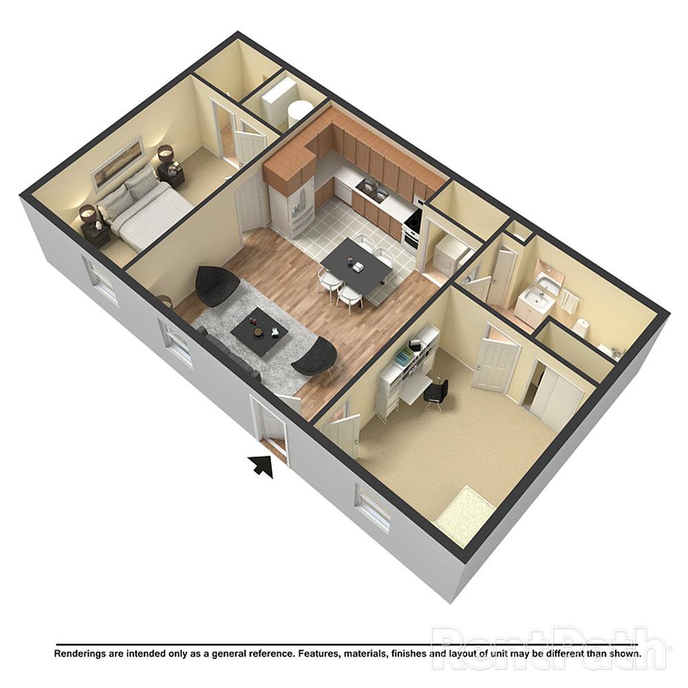 Apartments — Oak Valley Apartments