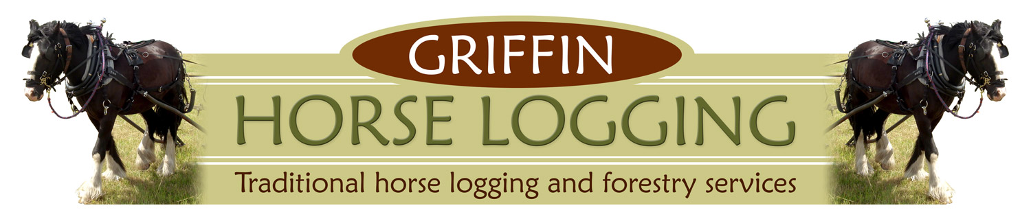 Griffin Horse Logging