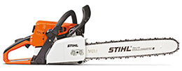 Chainsaw licenses: CS30 : CS31 : CS32  : CS38   : CS39