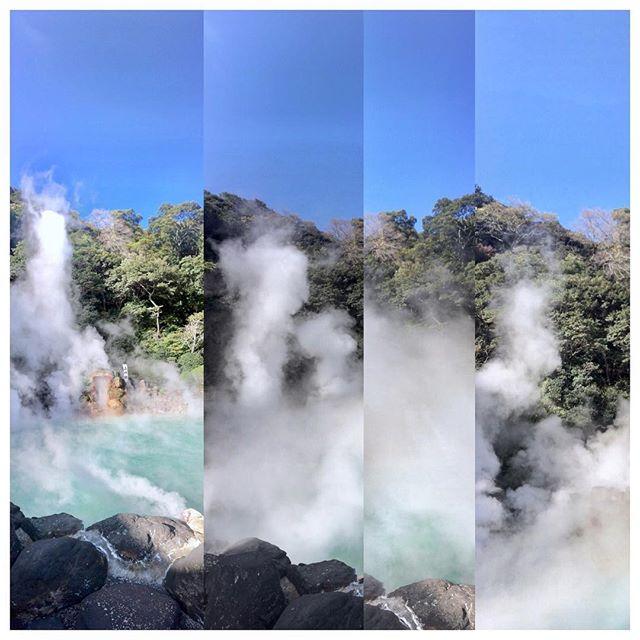 OnsenOnzín 🌋 Tante-beppu-japan #highonsulphur #rotteneggs #onsen #onsen♨️ #beppu #hotspring #tantebep #spa #bathing