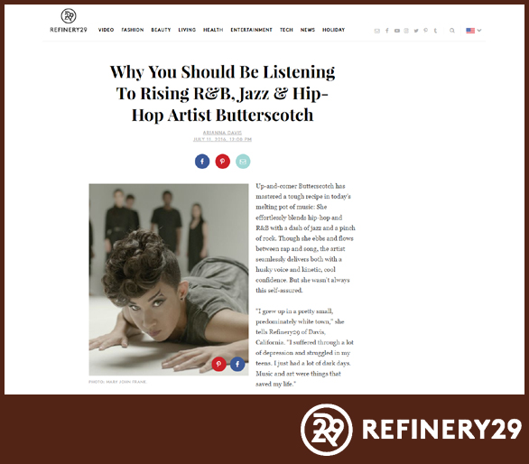 BUTTERSCOTCH | REFINERY29