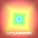 """""""Speed of Light"""" single cover art. Click for hi-res."""