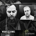 """Weights and Stones""  single cover art.  Click for hi-res."