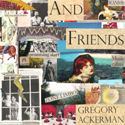 And Friends   cover art.  Click for hi-res.