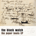 """""""The Paper Boats EP""""  cover art.  Click for hi-res."""