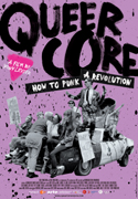 Queercore: How To Punk A Revolution  US Theatrical Poster   Click for hi-res.
