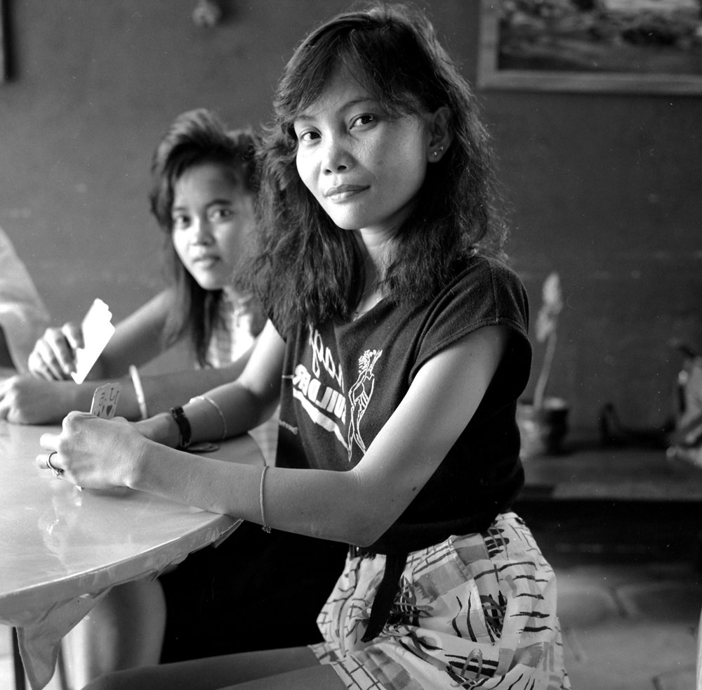 Playing Cards, Bario Boretto, Subic Bay 1991