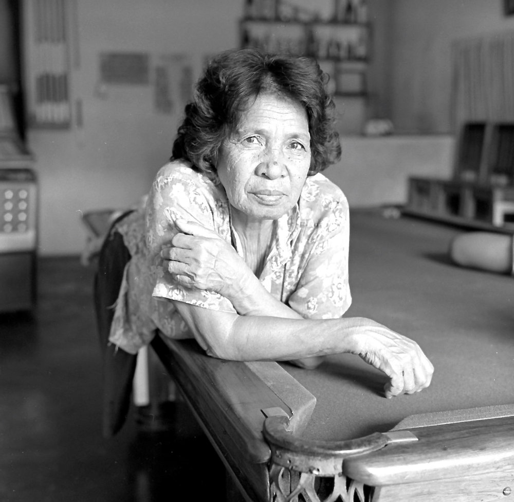 Manager, Small Bar, Subic City, 1990