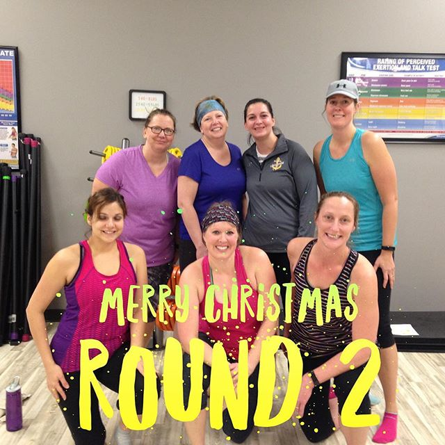BAM! Round two of the #lastchanceworkout done! #merrychristmasyafilthyanimals