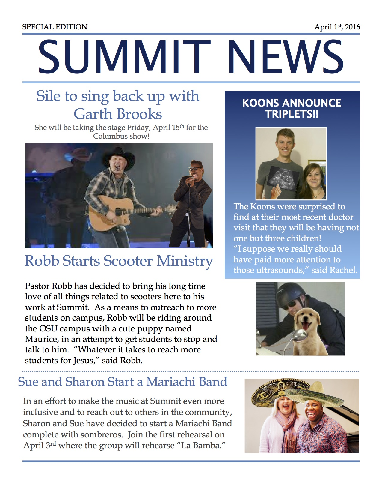 Campus — Sermons — Summit on 16th United Methodist Church