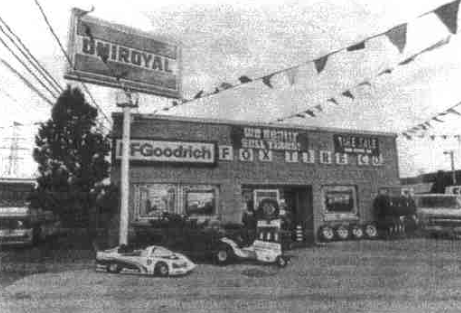 Original 1958 location