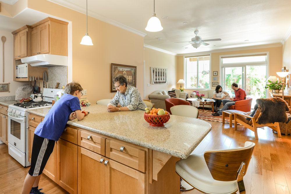 Mountain View Cohousing, Mountain View, CA.
