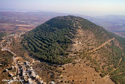Mount Tabor ( Mount of the Transfiguration)