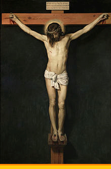 Christ Crucified by Diego Velázquez (1963)