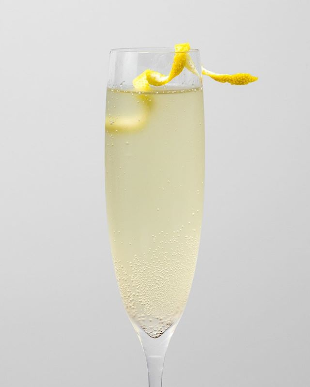 I'm working on some recipes for New Year's cocktails but wanted to start with a classic. I thought a French 75 would be a good place to start. Who doesn't love gin, lemon, and sparkling wine?⠀ ⠀ I typically use either a cheap Spanish Cava like Freixenet or an American sparkling wine like Gruet. For those of you near a Trader Joe's, they have some pretty good sparkling wines for mixing. One example is the La Granja 360, and it only costs around $5!⠀ ⠀ #cocktail #cocktails #booze #drink #drinks #drinkdrankdrunk #drank #drunk #alcohol #mixology #cocktailbar #bartender #bar #bars #bartenders #food #tasty #liquor #thirsty #pub #cheers #happyhour #cocktailparty #champagne #wine #gin #lemon #french75 #sparklingwine #cava