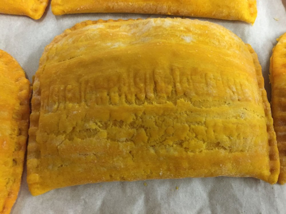 An Original Tower Isles Jamaican Style Patty