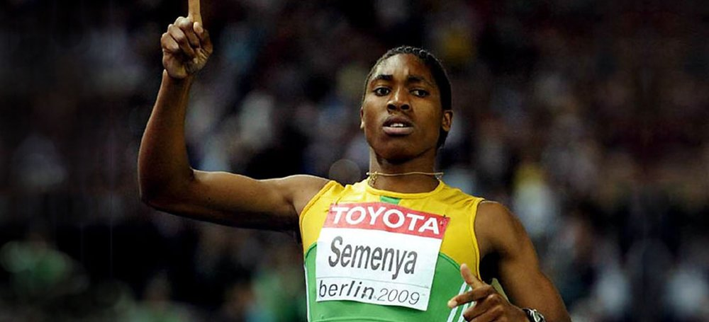 TOO FAST TO BE A WOMAN? THE STORY OF CASTER SEMENYA