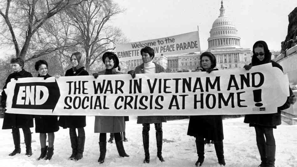 "The War at Home An examination of the media's portrayal of the Vietnam anti-war movement. Role: Producer / Writer Client/Production Company: The Newseum Featured in: ""Reporting Vietnam"" exhibition"