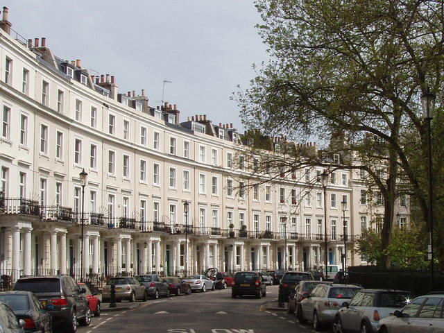KENSINGTON AND CHELSEA - NOT THE UGLIEST PLACE TO LIVE. SOURCE WIKIMEDIA COMMONS