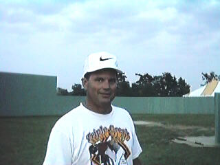 Kevin Priessman at the 1997 North American Wiffle Ball Championships in Cincinnati