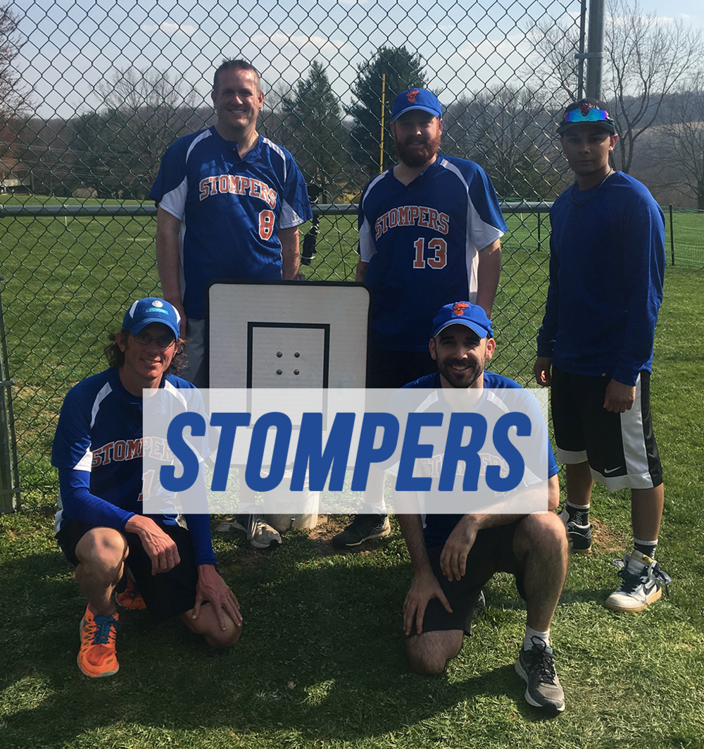 2018 Mid Atlantic Champions, the Stompers.