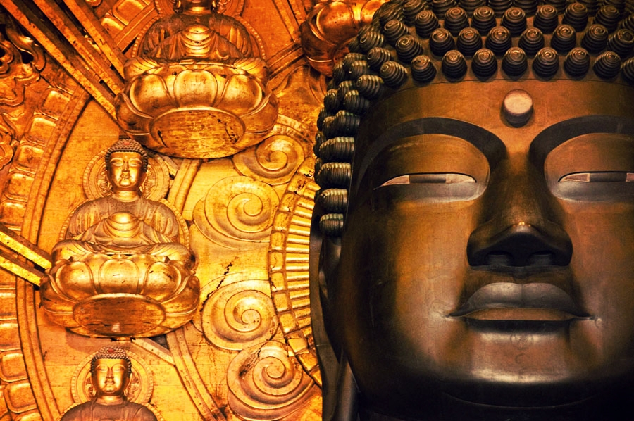 Naran suuri Buddha.