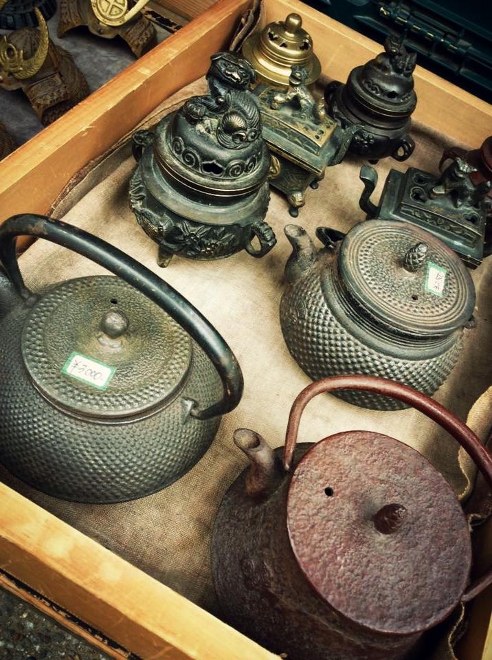 Antiikkimarkkinoiden antia