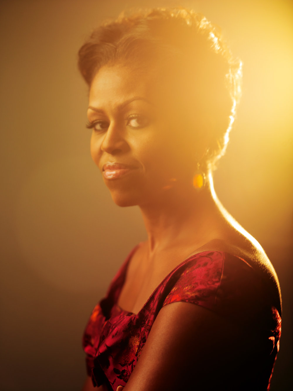 Kwaku Alston [Michelle Obama] 2011 © Getty Images