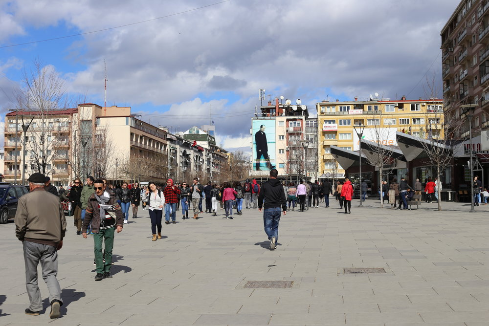 Prishtina, Foto: Tanya König